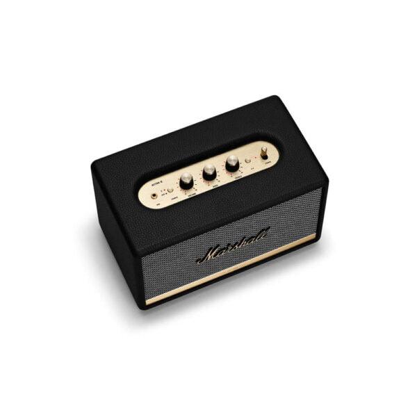 Marshall Acton II Bluetooth Speaker (Black)-8097
