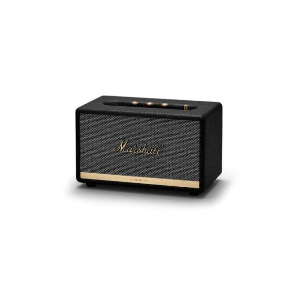 Marshall Acton II Bluetooth Speaker (Black)-8095