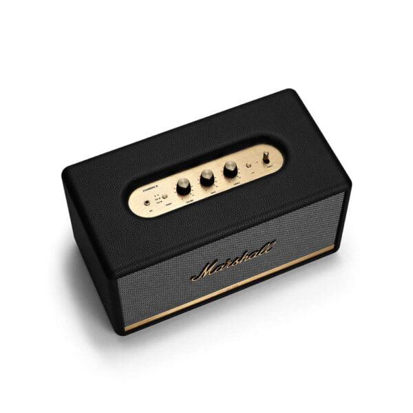 Marshall Stanmore II Wireless Bluetooth Speaker (Black)-8099
