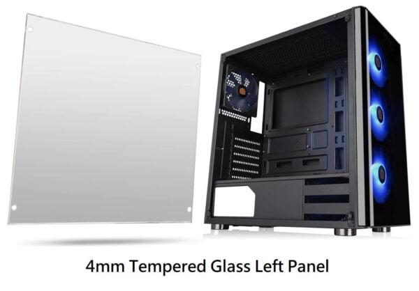 Thermaltake V200 Tempered Glass RGB Cabinet-8045