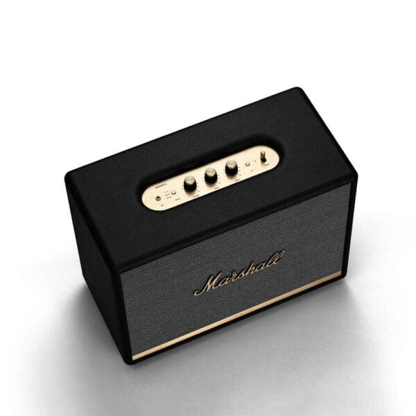 Marshall Woburn II Wireless Bluetooth Speaker (Black)-8104