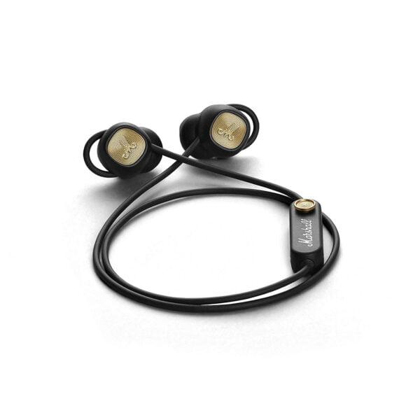Marshall Minor II Bluetooth in-Ear Headphone (Black)-8135