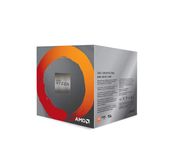 Amd Ryzen 7 3700X 3rd Generation Desktop Processor with Wraith Prism Cooling Solution (8 Core, Up to 4.4 GHz, AM4 Socket, 36MB Cache)-8084