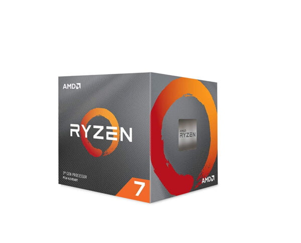 Amd Ryzen 7 3700X 3rd Generation Desktop Processor with Wraith Prism Cooling Solution (8 Core, Up to 4.4 GHz, AM4 Socket, 36MB Cache)-8083