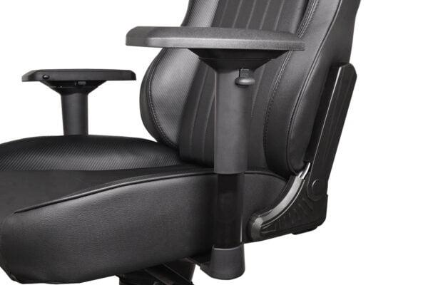 Thermaltake Tt Esports X Comfort XC500 Big & Tall Racing Bucket Seat Style Ergonomic Gaming Chair Black GC-XCS-BBLFDL-01-8036