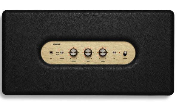Marshall Woburn II Wireless Bluetooth Speaker (Black)-8106