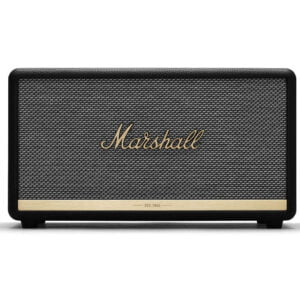 Marshall Stanmore II Wireless Bluetooth Speaker (Black)-0