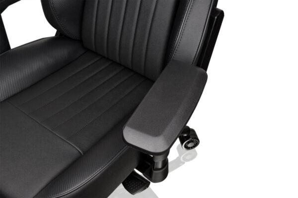 Thermaltake Tt Esports X Comfort XC500 Big & Tall Racing Bucket Seat Style Ergonomic Gaming Chair Black GC-XCS-BBLFDL-01-8037