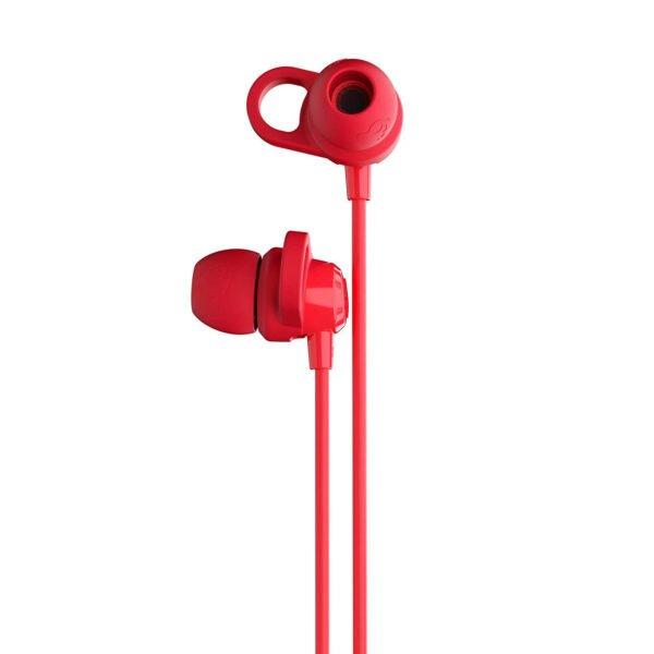 Skullcandy Jib Plus S2JPW-M010 Wireless in-Earphone with Mic (Red/Black)-8397