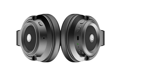 Motorola Escape 800 ANC Wireless Active Noise Cancelling Headphones (Black)-8332