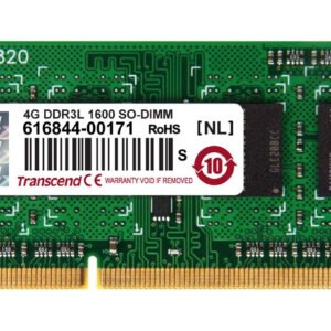 Transcend 4GB DDR3L 1600 Laptop RAM-0