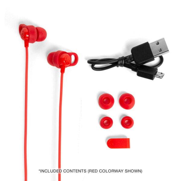 Skullcandy Jib Plus S2JPW-M003 Wireless in-Earphone with Mic (Black)-8378
