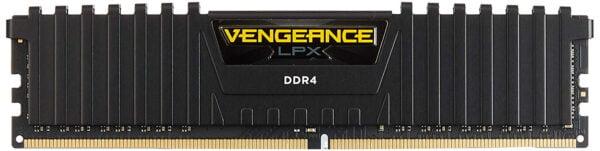 Corsair Vengeance LPX 8GB DDR4 3000Mhz for Intel 7th, 8th Gen & Ryzen Series Motherboard, High Speed Ram CMK8GX4M1D3000C16-0