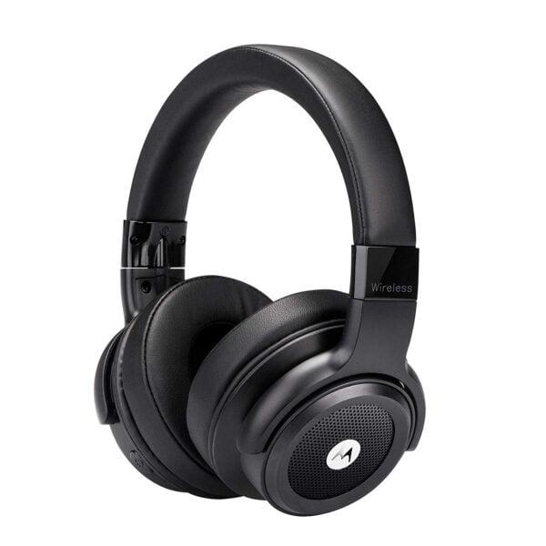 Motorola Escape 800 ANC Wireless Active Noise Cancelling Headphones (Black)-0