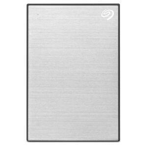 Seagate 2TB Backup Plus Slim USB 3.0 External Hard Drive for PC/Mac (Silver)-0
