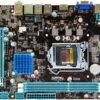 Zebronics H81 ZEB 1150 Motherboard-0