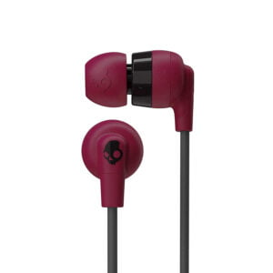 Skullcandy Inkd Plus S2IMY-M685 in-Earphone with Mic (Red/Black)-0