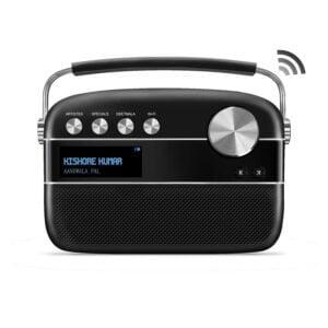Saregama Carvaan 2.0 Portable Digital Music Player (Classic Black)-0
