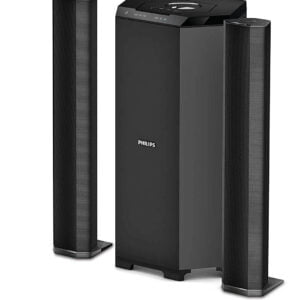 Philips MMS8085B/94 2.1 Channel Convertible Multimedia Speaker System-0