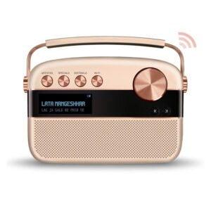 Saregama Carvaan 2.0 Portable Digital Music Player (Rose Gold) - Sound by Harman/Kardon-0