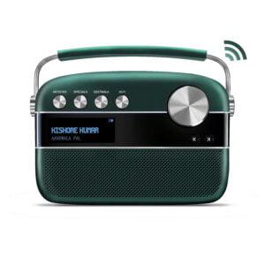 Saregama Carvaan 2.0 Portable Digital Music Player (Emerald Green)-0