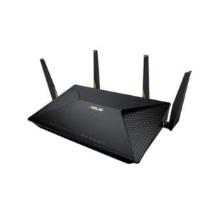 ASUS BRT-AC828 AC2600 Dual-WAN VPN Wi-Fi Business Router (Black)-0