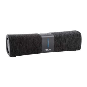 ASUS Lyra Voice Home Mesh WiFi System AC2200, Tri-Band, Aiprotection Lifetime Security by Trend Micro, Parental Control, Amazon Alexa Built-in, Bluetooth, Two 8W Stereo Speakers-0