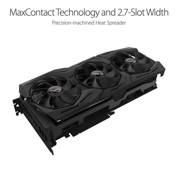 Asus ROG Strix GeForce RTX™ 2080 Ti OC edition 11GB GDDR6 with enthusiast-level technology for extreme 4K and VR gaming-8586