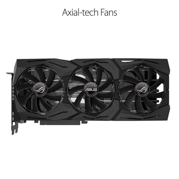 Asus ROG Strix GeForce RTX™ 2080 Ti OC edition 11GB GDDR6 with enthusiast-level technology for extreme 4K and VR gaming-8585