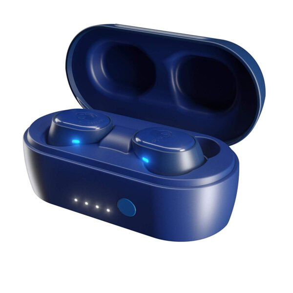 Skullcandy Sesh S2TDW-M704 True Wireless Earbuds (Indigo/Blue)-8631