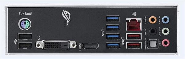ASUS ROG Strix B365-G Gaming mATX Gaming Motherboard for Intel 8th and 9th Gen CPUs (300 Series 1155 Socket)-8590