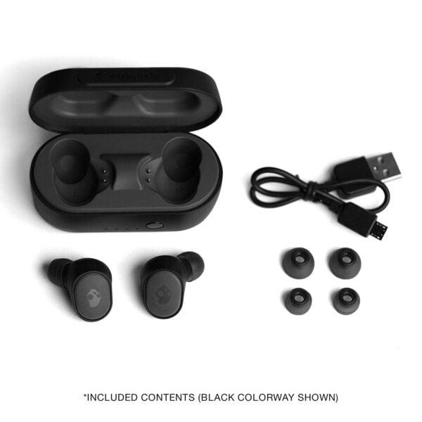 Skullcandy Sesh S2TDW-M723 True Wireless Earbuds (Moab/Red/Black)-8636