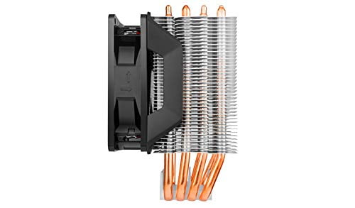Cooler Master Hyper H410R (RR-H410-20PK-R1) 120mm RED LED Air CPU Cooler Intel/AMD Support-9095