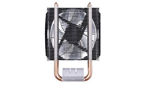 Cooler Master Hyper H410R (RR-H410-20PK-R1) 120mm RED LED Air CPU Cooler Intel/AMD Support-9099