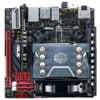 Cooler Master Hyper H410R (RR-H410-20PK-R1) 120mm RED LED Air CPU Cooler Intel/AMD Support-9096