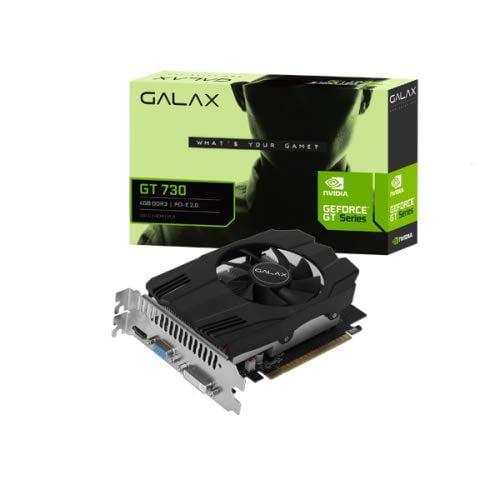 GALAX GEFORCE GT 730 4GB DDR3-64-bit HDMI/DVI/VGA-8842