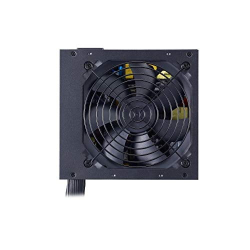 Cooler Master MWE 650W,80+ White 230V A/UK Cable Power Supply-8961