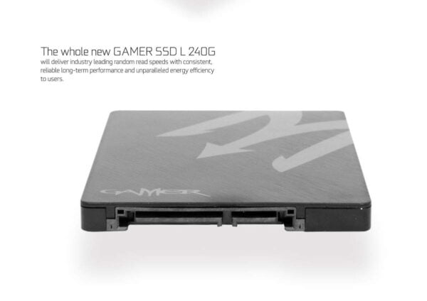 GALAX Gamer SSD L 240GB SATA III/6Gbps 2.5 Inches Solid State Drive-8846
