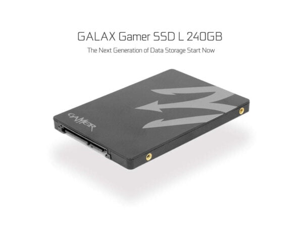 GALAX Gamer SSD L 240GB SATA III/6Gbps 2.5 Inches Solid State Drive-8847