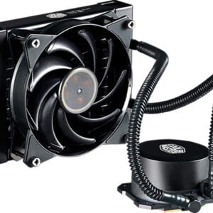 Cooler Master MasterLiquid Lite 120 CPU Liquid Cooler-0
