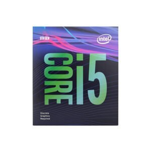 Intel Corporation Core i5 9400F 9th Generation Desktop Processor 6 Cores up to 4.1 GHz Turbo Without Graphics LGA1151 300 Series 65W (Discrete Graphic Card Needed for Display)-0