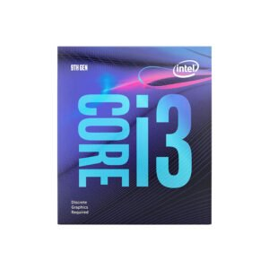 Intel Core i3-9100F 9th Gen Desktop Processor 4 Core Up to 4.2 GHz LGA1151 300 Series 65W (Discrete Graphics Required)-0
