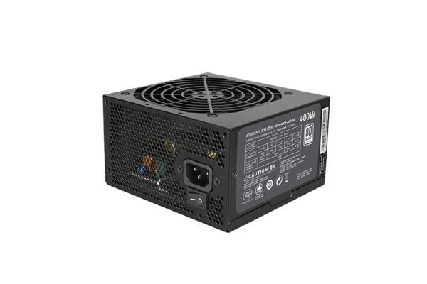 Cooler Master MasterWatt Lite 400 230V PSU 'Non-Modular, 80 Plus White, 400W-8973