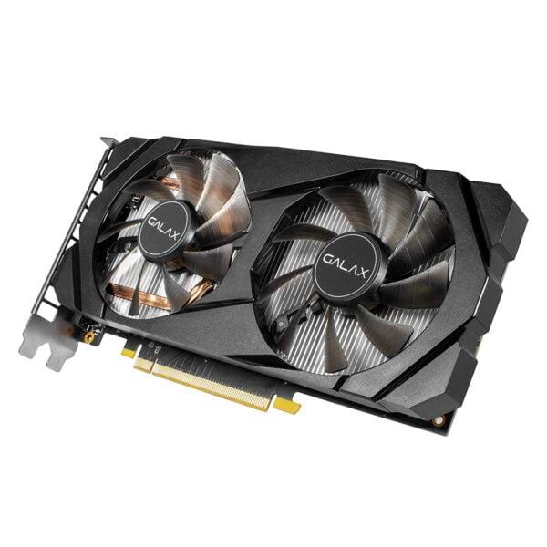 GALAX GeForce GTX 1660 Super 1-Click OC 6GB GDDR6 192-bit DP/HDMI/DVI-D Graphic Card-8866