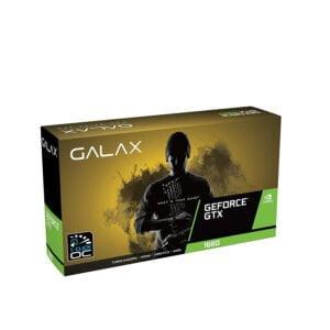 GALAX GeForce® GTX 1660 (1-Click OC) 6GB GDDR5 192-bit DP/HDMI/DVI-D Graphic Card-0