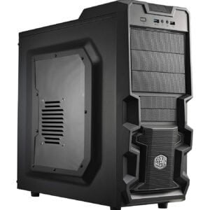 Cooler Master K380/Window/USB 3.0 Cabinet-0