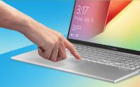 Fingerprint Sensor and Backlit Keyboard