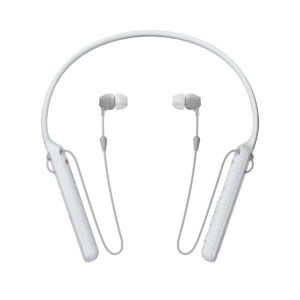 Sony C400 Wireless Behind-Neck in Ear Headphone White (WIC400/W) (100% New and Original)-0