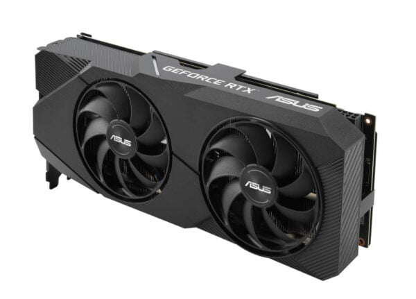 ASUS GEFORCE RTX 2060 SUPER™ EVO Advanced edition 8GB GDDR6 with two powerful Axial-tech fans for AAA gaming performance and ray tracing-9203