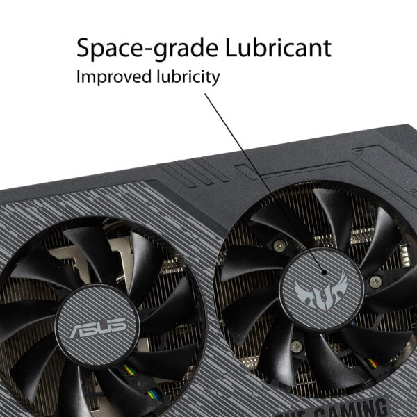 ASUS TUF Gaming X3 Radeon™ RX 5700 XT OC edition 8GB GDDR6 is built for durability and performance at 1440p.-9229